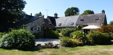 Photo for A BEAUTIFULLY RENOVATED 3 BEDROOM 17TH CENTURY FORGE WITH BIG GARDEN AND VIEWS