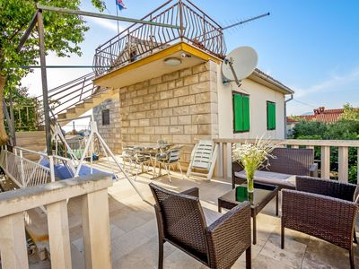 Photo for Apartment Josip (47281-A1) - Supetar - island Brac