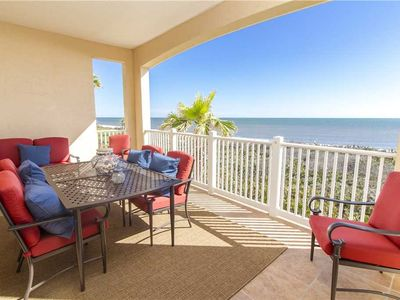 Photo for 832 Cinnamon Beach, 3 Bedroom, Sleeps 8, Ocean Front, 2 Pools, Elevator