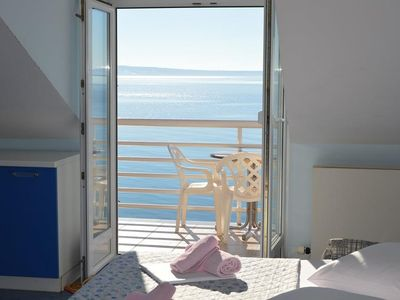 Photo for Apartments Jerkan / One bedroom br. 21