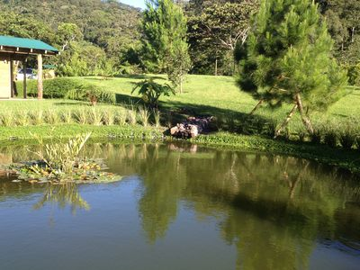 Santa Isabel's Mountain Lodge, a charming home and coffee farm