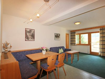 Photo for Apartment in Pettneu am Arlberg with Parking, Internet, Balcony, Terrace (32845)