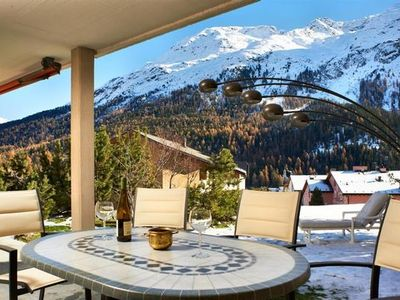 Photo for Holiday apartment St. Moritz for 2 - 5 persons with 2 bedrooms - Holiday apartment