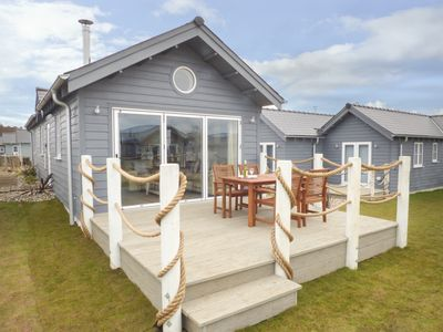 Photo for SEA BREEZE, pet friendly, luxury holiday cottage in Filey, Ref 991958
