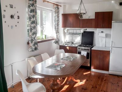 Photo for Apartment Długa in Lubkowo - 9 persons, 3 bedrooms