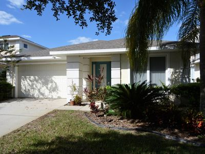 Photo for 4-Bedroom Pool Home w/Games Room & Gorgeous Water View