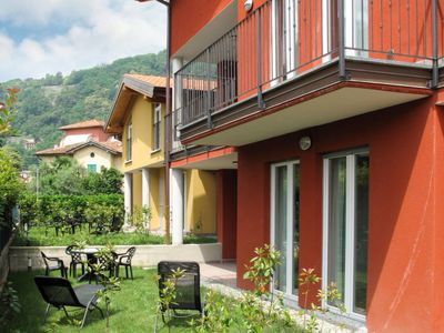 Photo for Apartment Residence Gamma (DGO252) in Dongo - 8 persons, 2 bedrooms