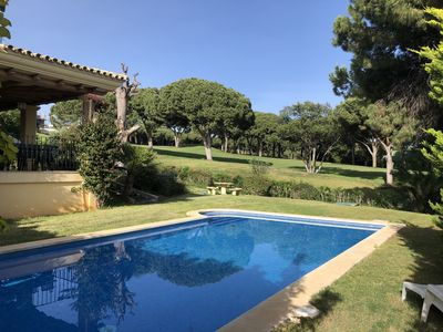 Photo for LUXURIOUS VILLA - PRIVATE POOL  - CABOPINO