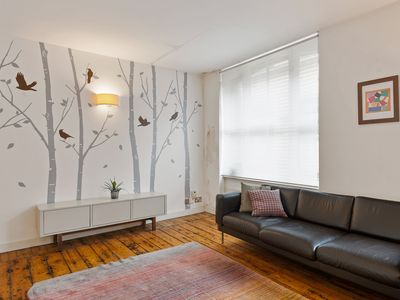 Photo for Beautiful 1 Bed Apt, Sleeps 2 nr Shoreditch