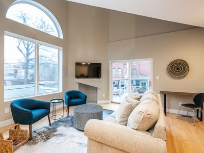 Photo for Brand New Townhome 2 of 2 near Barnes Jewish Hospital  | JZ Vacation Rentals