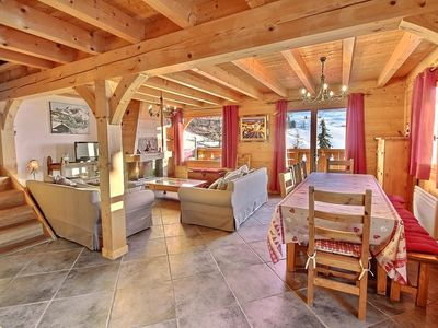 Photo for Chalet 12-14 people  Le Grand Bornand - Chinaillon