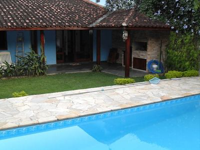 Photo for Maresias 3 bed roons and swiming pool
