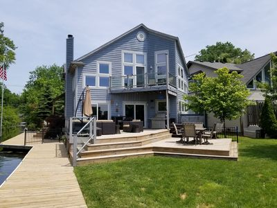 Photo for 6BR House Vacation Rental in White Lake Charter Township, Michigan