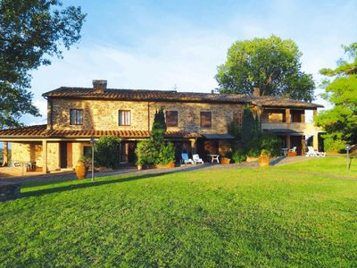 Photo for Agri-tourism La Scopa, Montaione  in Um Florenz - 6 persons, 3 bedrooms