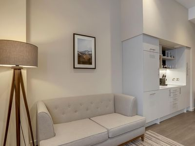 Photo for Accessible Studio- Modern Finishes - Close to George Street & Edinburgh Castle