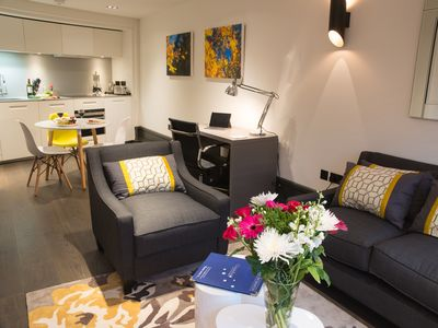 Photo for Stylish 1 bed apartment, superbly located in Central Covent Garden (Garrick)