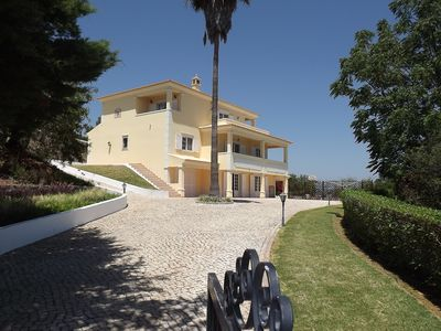 Photo for 5 bedroom child friendly villa, heated pool. Call +447927193399 for a discount.