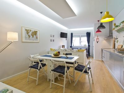 Photo for Fresh Bright Duplex | Ace Location by Host Wise
