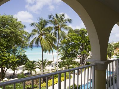 Luxurious Sapphire Beach Condo with amazing view (long-term special rates)