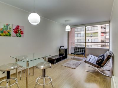 Photo for Urban apartment w/ shared amenities - swimming pool, BBQ area, & gym