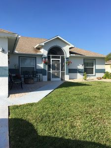 Photo for STAY, REST, WORK OR PLAY IN SUNNY SW FL CAPE CORAL POOL HOME