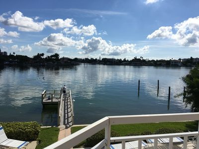 Photo for 180 degree WaterView Boca Ceaga Bay