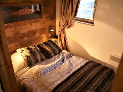 Photo for THE MÉNUIRES, 2 rooms, *** 4/6 pers, the slopes