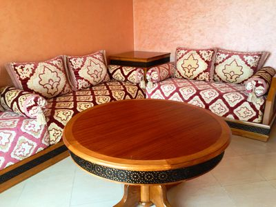 Photo for Beautiful 2/1 condo in the heart of Agadir