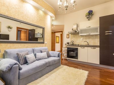 Photo for St. Peter 2 - Apartment with garden 50m from the Metro
