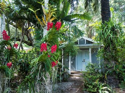 Photo for Tropical Bungalow in Coconut Grove near Nightlife, Dining & Shopping w/parking