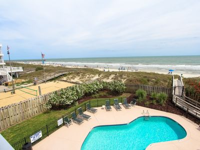 Photo for Luxury Oceanfront 3BR Condo- Dunescape; In the Heart of IOP