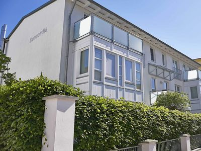 """Photo for House Concordia WG """"Göhren"""" - House Concordia F512 WG 1 with balcony + lateral. sea view"""