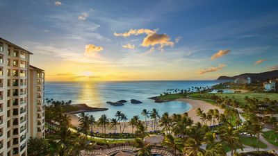 Photo for Marriott's Ko Olina Beach Club - Ocean View 2 Bedroom - Full Resort Access