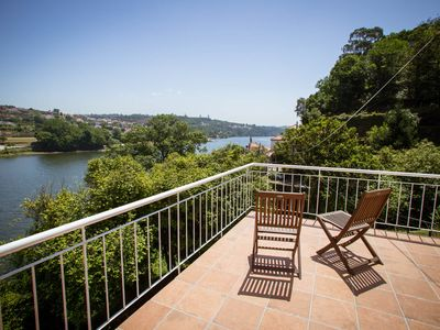 Photo for Amazing Country Home, on Douro's riverside, near Porto, W / Pool,