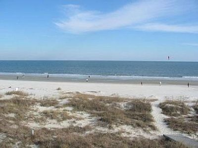Photo for Location, Location, Bluff Villa, Second Row Ocean at South Beach in Sea Pines