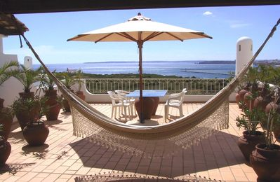 Photo for terraced house with dream view on Atlantic Ocean, 5 min to beach, for families