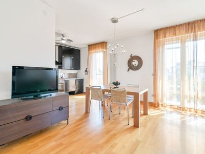 Photo for NEW! Three-room apartment X5 with WIFI & Terrace!