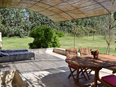 Photo for Spacious cottage at the Bastide des Amouriers