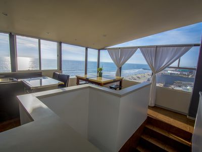 Photo for Lovely Beach View - 2 BDR Apt