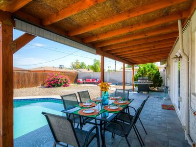 Photo for RELAX IN LUXURY SCOTTSDALE + HOT TUB - SLEEPS 14!