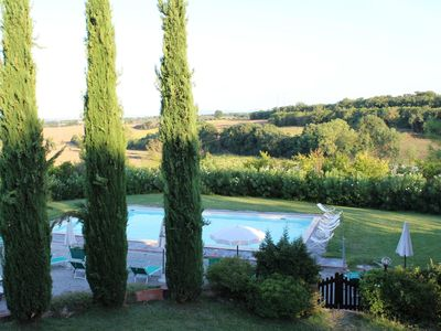 Photo for 1BR Apartment Vacation Rental in Camucia-monsigliolo, Tuscany