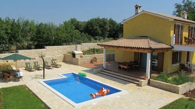 Photo for Holiday house Svetvinčenat for 4 - 7 persons with 3 bedrooms - Holiday house