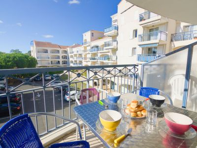 Photo for Apartment Parc de Pontaillac  in Vaux Sur Mer, Poitou - Charentes - 4 persons, 1 bedroom