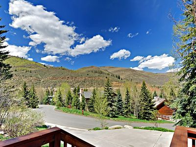 Photo for 2BR, 2BA Spacious West Vail Condo Near Shuttle w/Shared Hot Tub and Fireplace