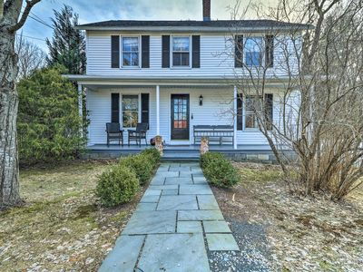 Photo for Modern Litchfield Home on ½-Acre near Town Center