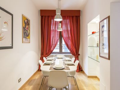 Photo for Stylish 3 BR in the center of Via Tortona