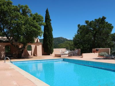Photo for L'Avelan Apartment, Sleeps 4 with Pool and WiFi