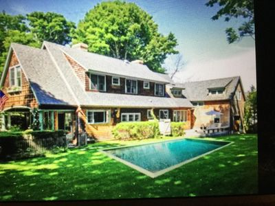 Photo for 6BR House Vacation Rental in East Hampton, New York