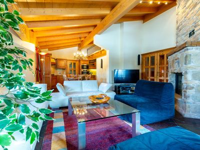 Photo for Boutique Apartment with Sauna in Saalbach-Hinterglemm