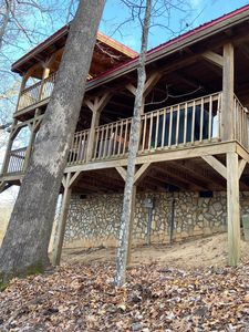 Photo for Sugar Forest Cabin Family Cabin Rental at 864 Dudley Dr. Sevierville, TN 37876